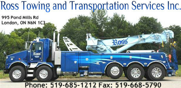 Ross Towing and Transportation Services Inc.
