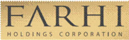 Farhi Holdings Corporation