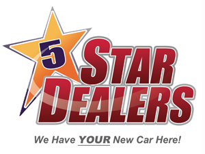 5 Star Dealers