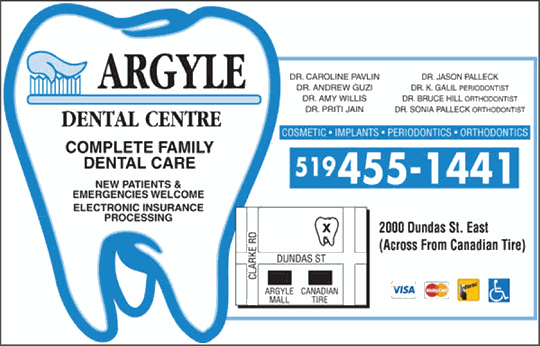 Argyle Dental Centre