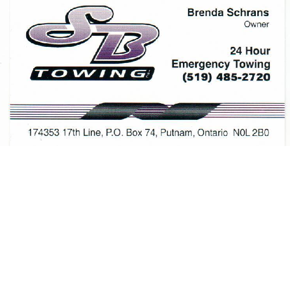 SB Towing Inc.