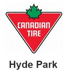 Canadian Tire - Hyde Park London
